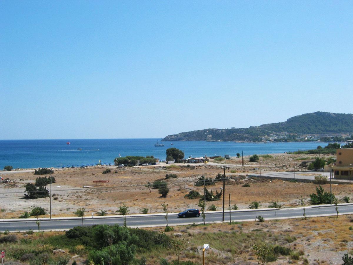 Faliraki Beach near Irinna Hotel